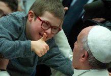 Papa Francesco felicità