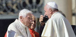 papa benedetto papa emerito