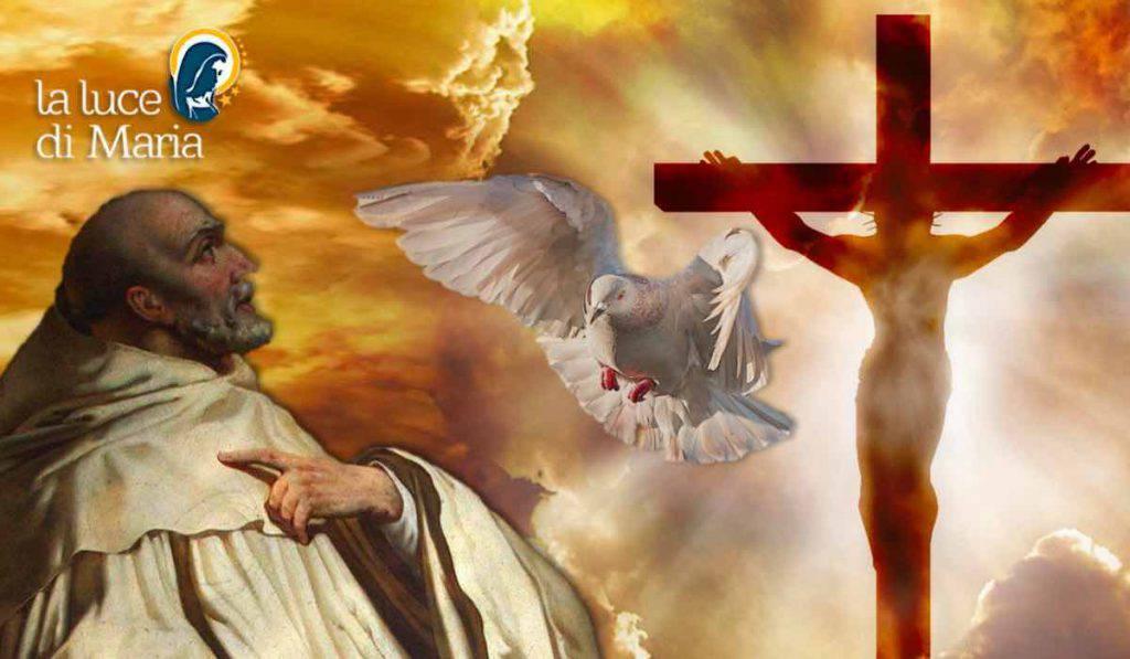San Bernardo potente preghiera Spirito Santo