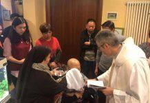 zhang da buddista a cristiano prima di morire