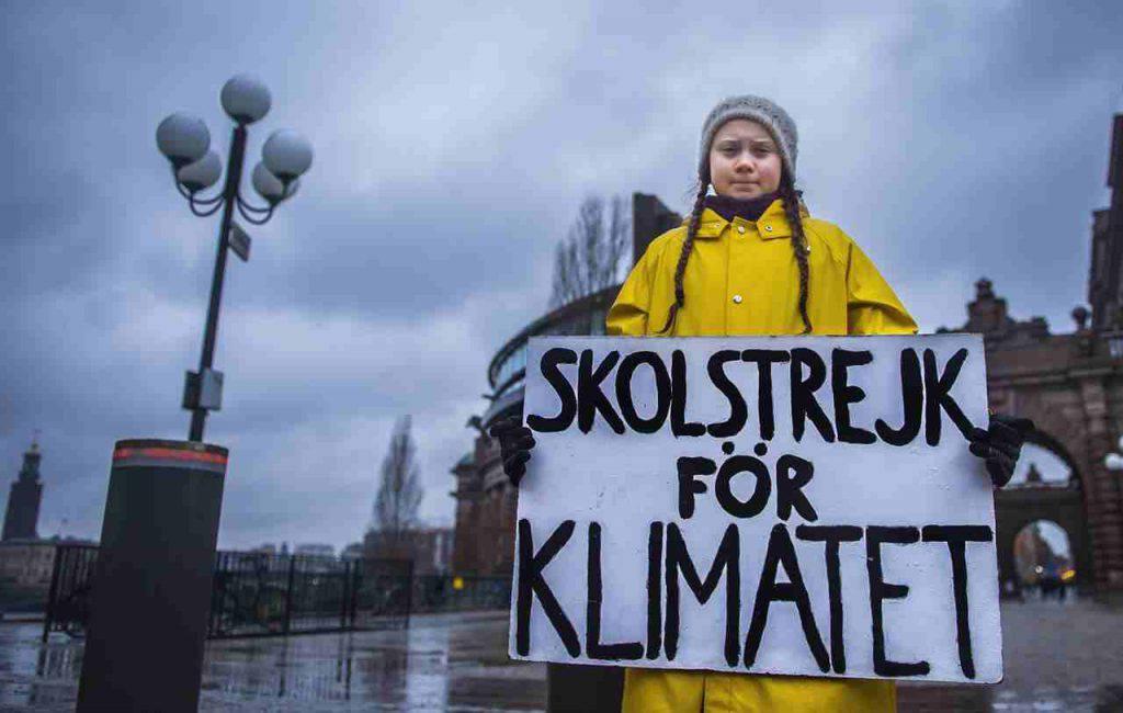 Global Strike Giovani in piazza per salvare l'ambiente