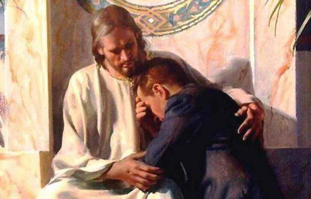 Confessione perdono