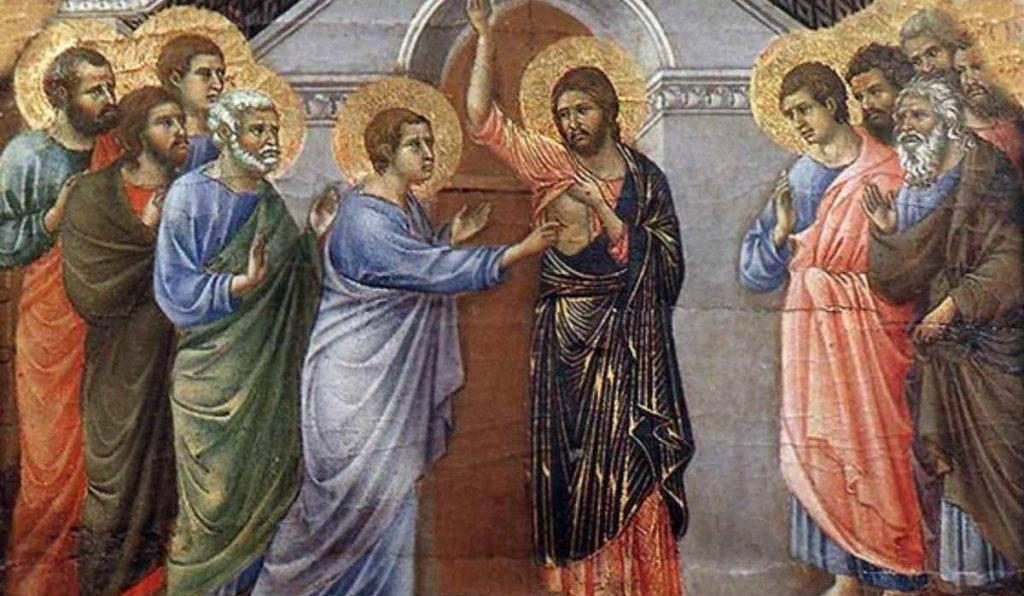 Domenica in Albis - San Tommaso