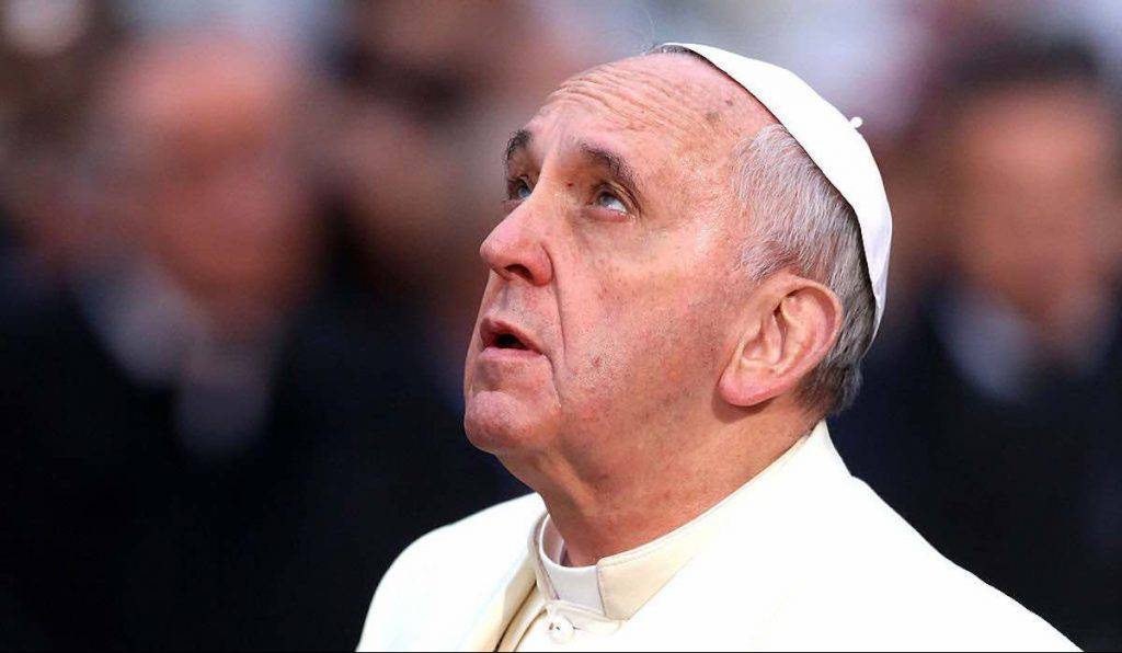 papa Francesco dubbi