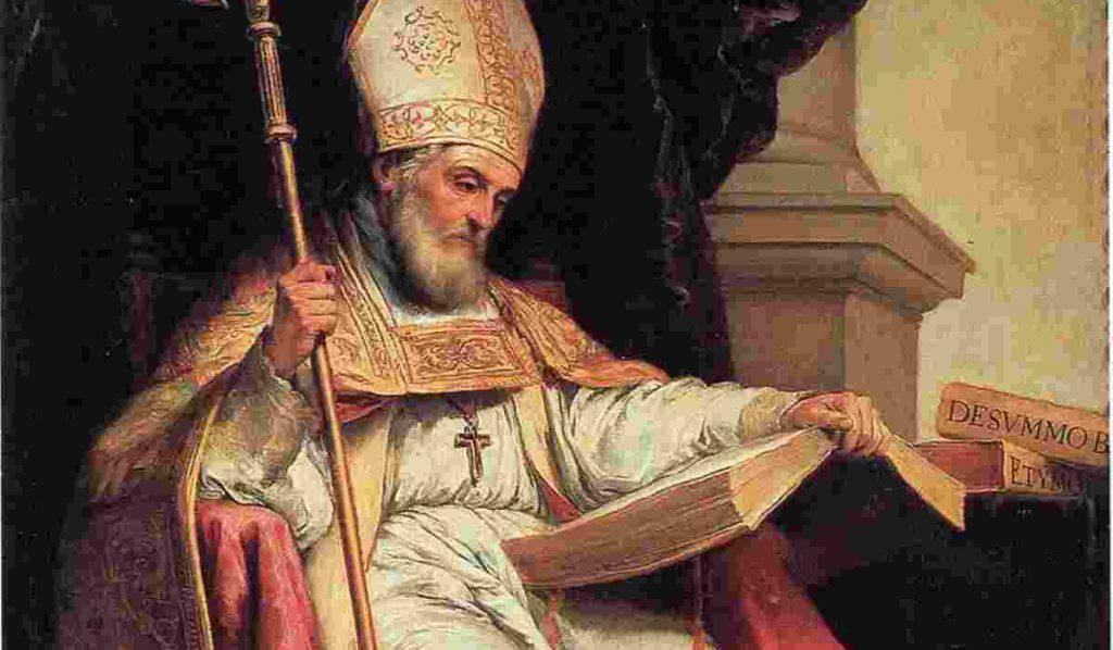 Sant'Isidoro di Siviglia vescovo