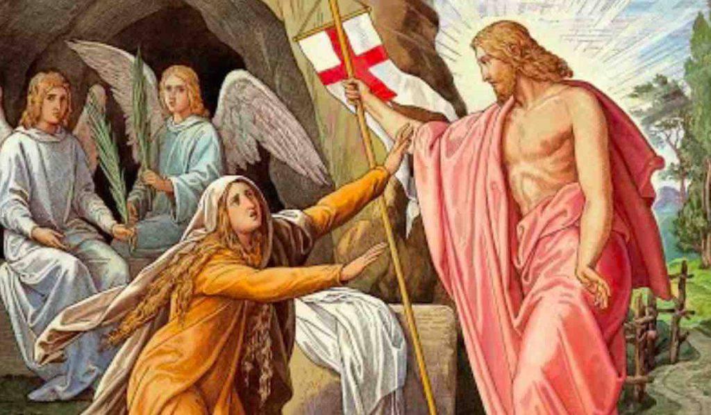 Vangelo di oggi: Giovanni 20,11-18 - commento Papa Francesco