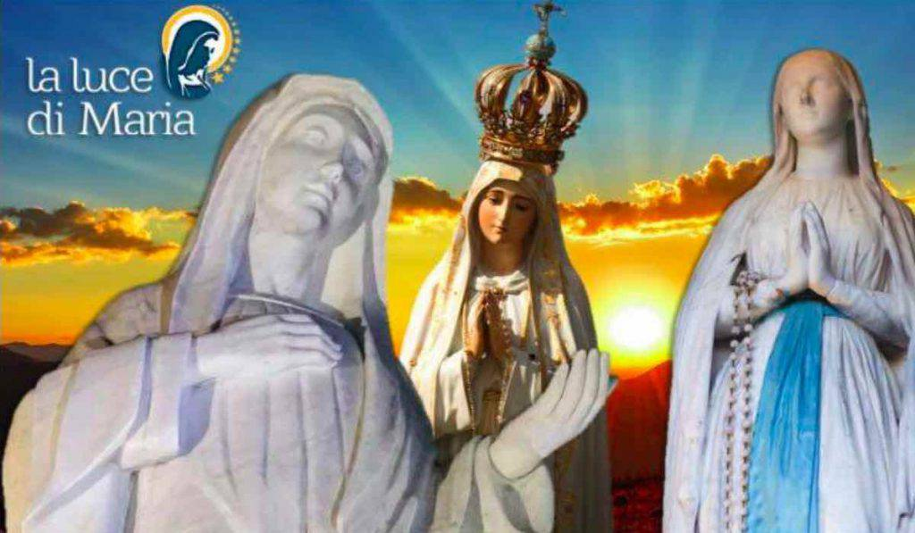 Medjugorje-Fatima-Lourdes
