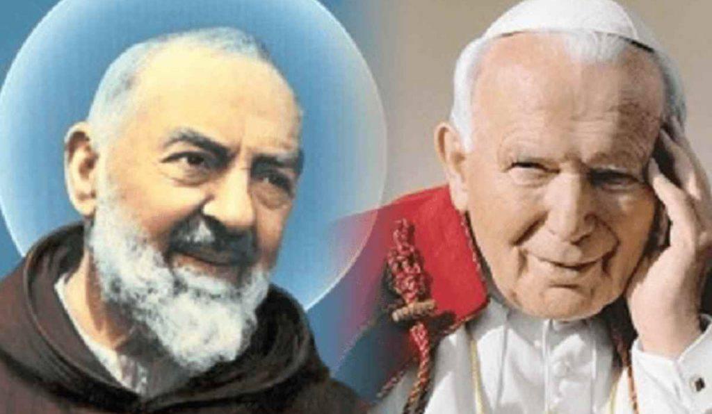 Padre Pio - Giovanni Paolo II