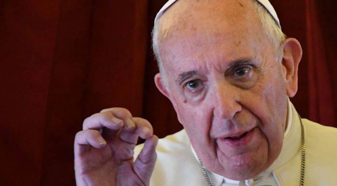 Papa Francesco rientro Marocco