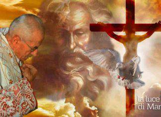 Preghiera Giacomo Alberione Santa Trinita