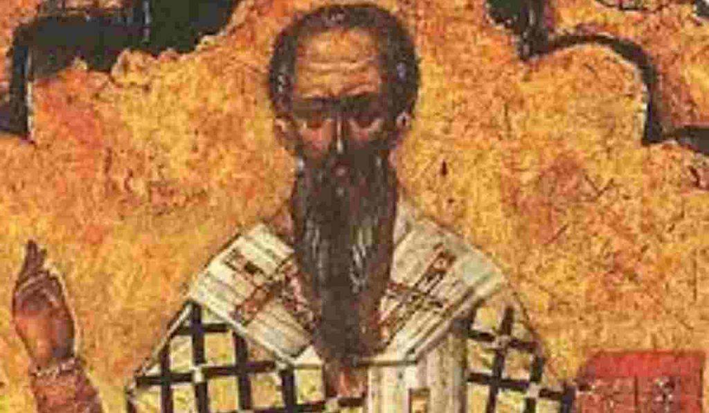 San Dionigi di Corinto Vescovo