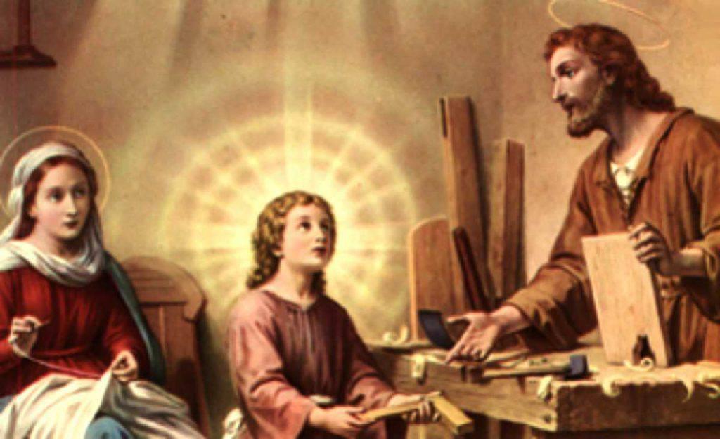 San Giuseppe lavoratore