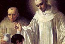 San Roberto di Molesme monaco