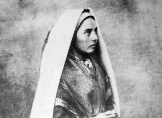 Santa Bernadette Soubirous mistica