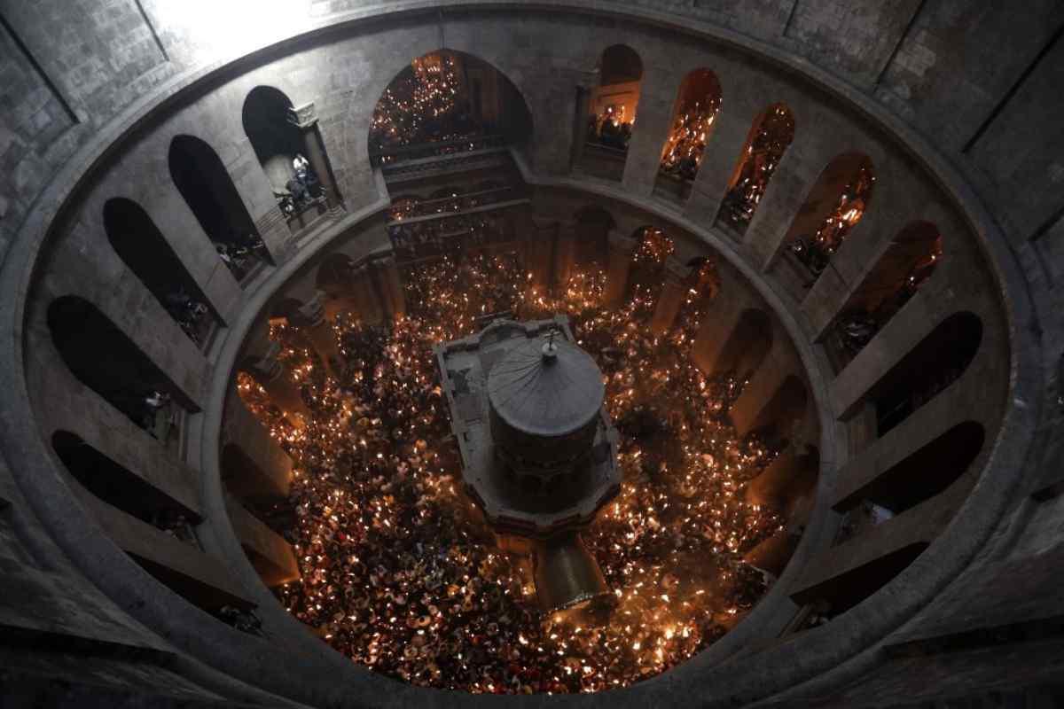 Santa Pasqua, il messaggio dei leader religiosi di Gerusalemme