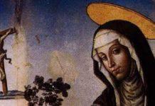 Sant'Agnese da Montepulciano monaca