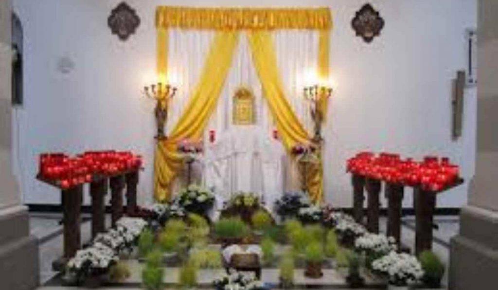 altare della reposizione