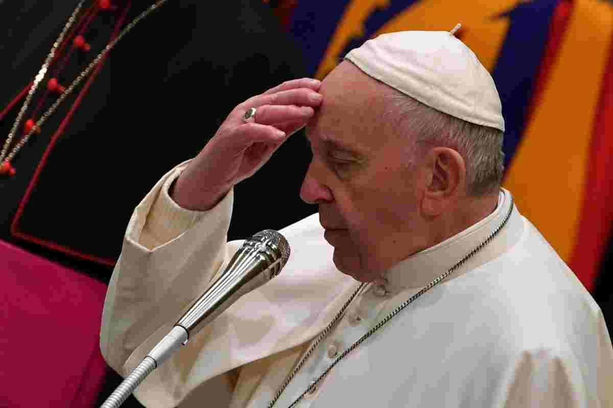 papa francesco presidente lettonia