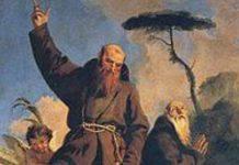 San Fedele da Sigmaringen monaco