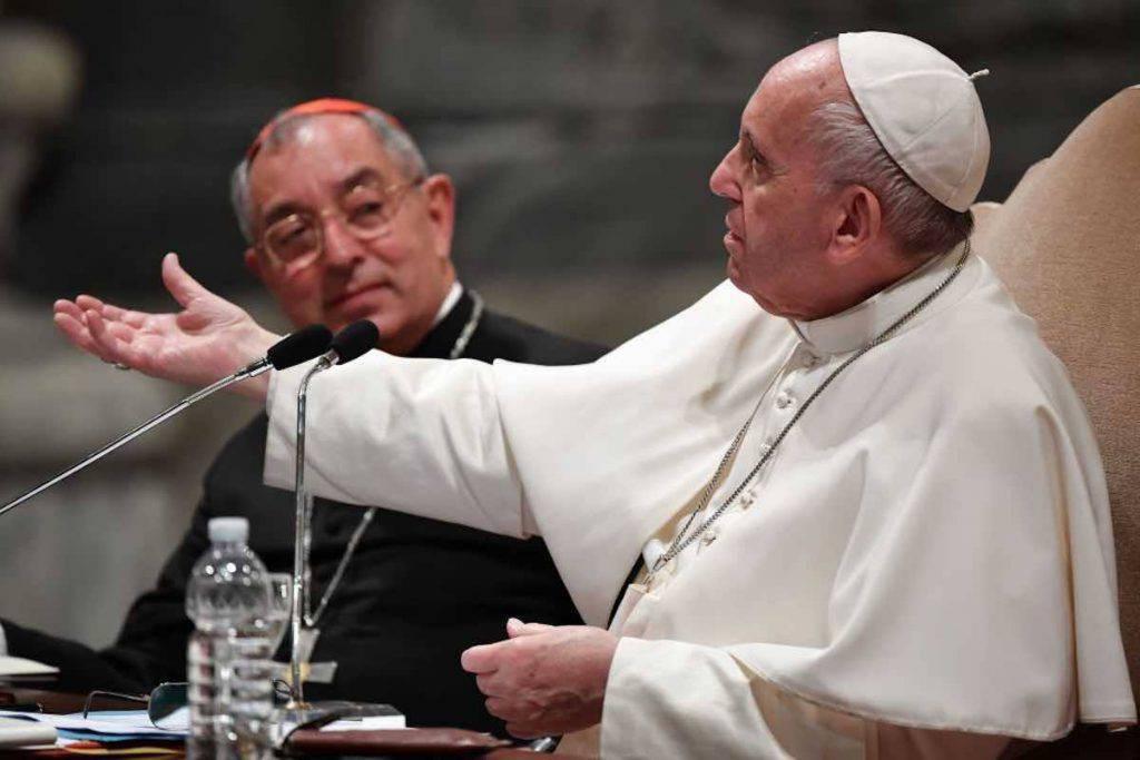 papa francesco convegno