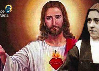 Devozione Sacro Cuore di Gesù - Santa Teresa di Lisieux