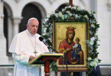 Papa Francesco Bulgaria Pace