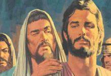 La Madonna ha cercato di salvare Giuda dall'Inferno