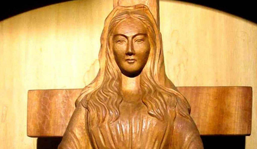 Apparizioni - Madonna di Akita