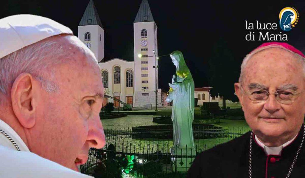 Medjugorje Pope Francis Hoser