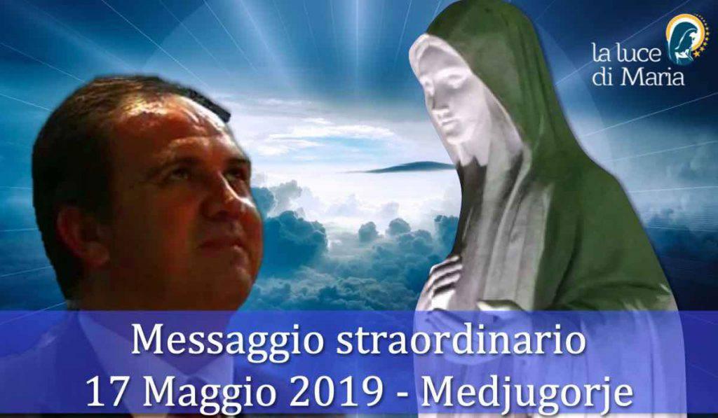 Risultati immagini per Messaggio straordinario Medjugorje del 17 maggio 2019 ad Ivan
