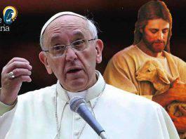 papa francesco buon pastore