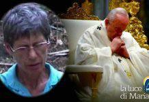 Papa Francesco Suor Ines