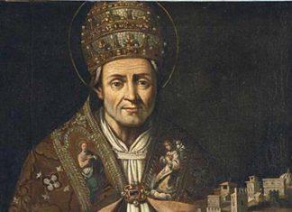 San Celestino V papa