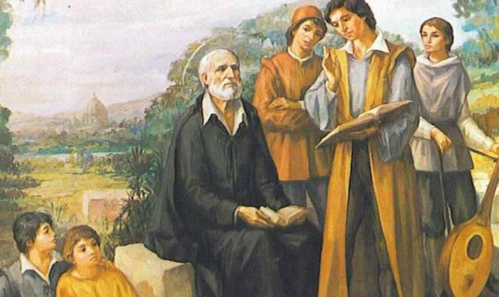 San Filippo Neri sacerdote