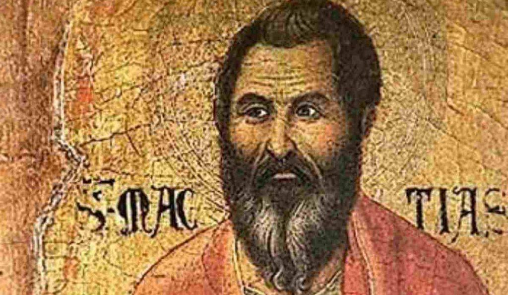San Mattia apostolo