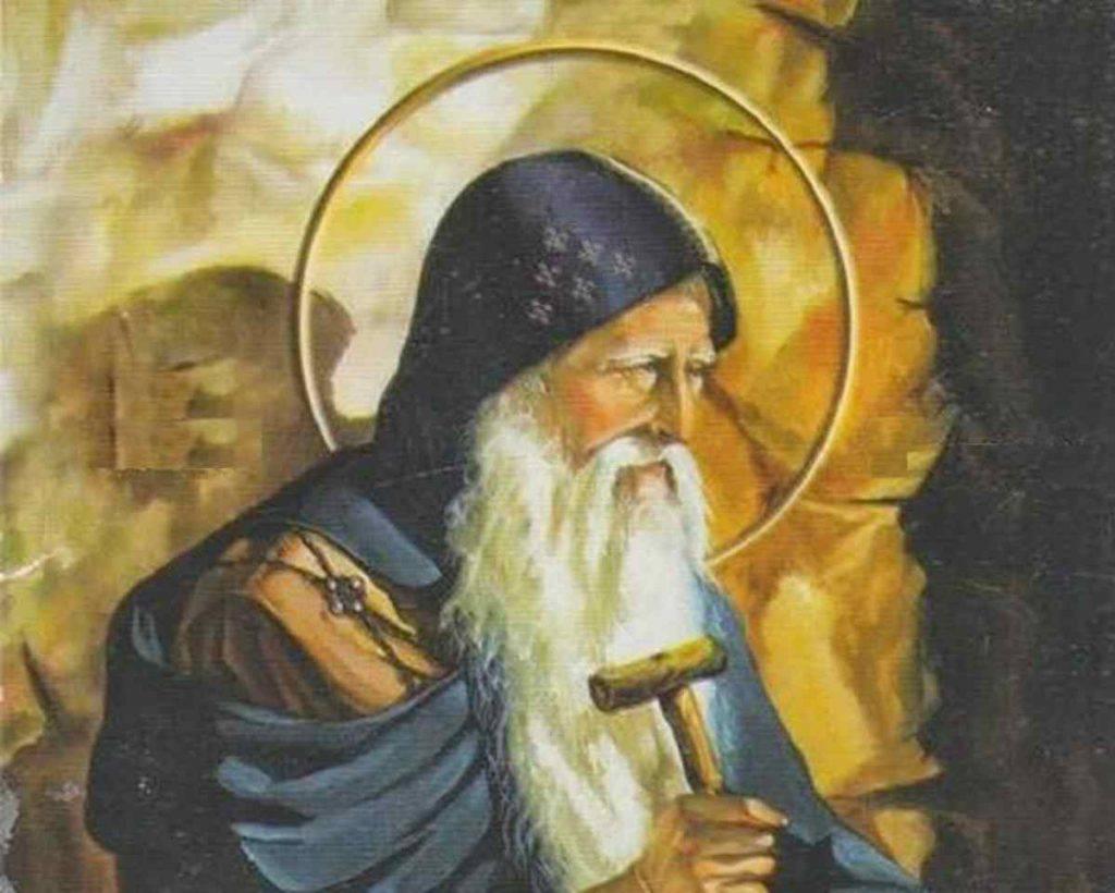 San Pacomio abate