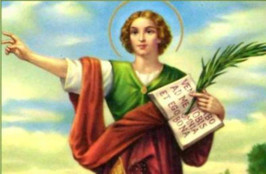 San Pancrazio martire
