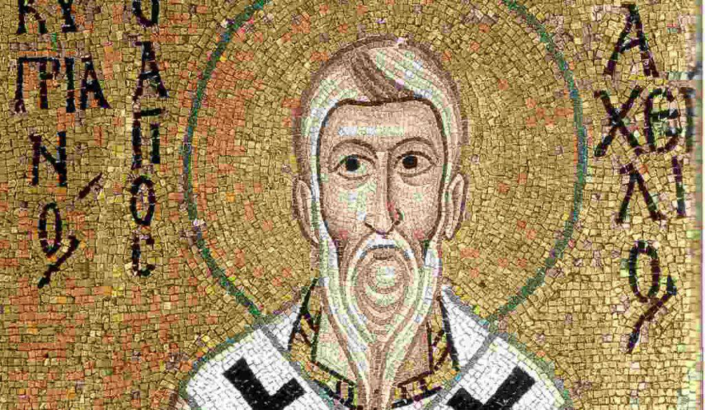 Sant'Achilleo di Larissa vescovo