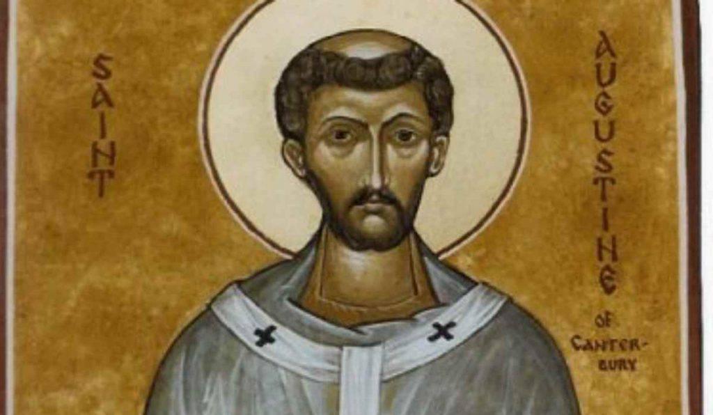 Sant'Agostino di Canterbury arcivescovo
