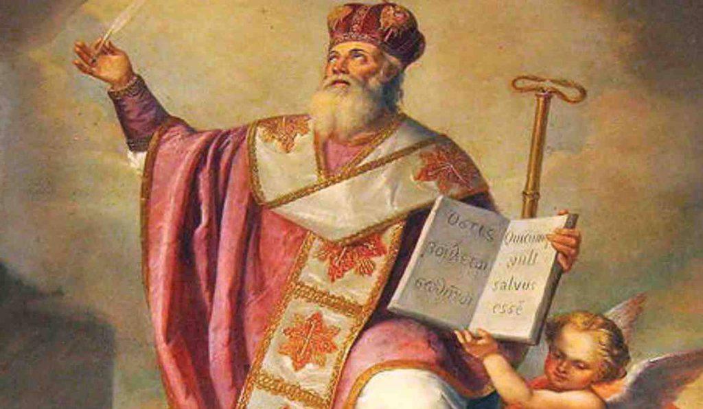 Sant'Atanasio Vescovo