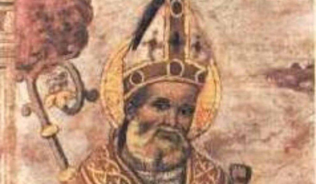 Sant'Ubaldo vescovo