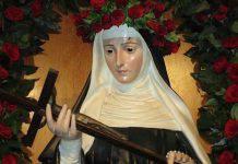 Santa Rita da Cascia - petali