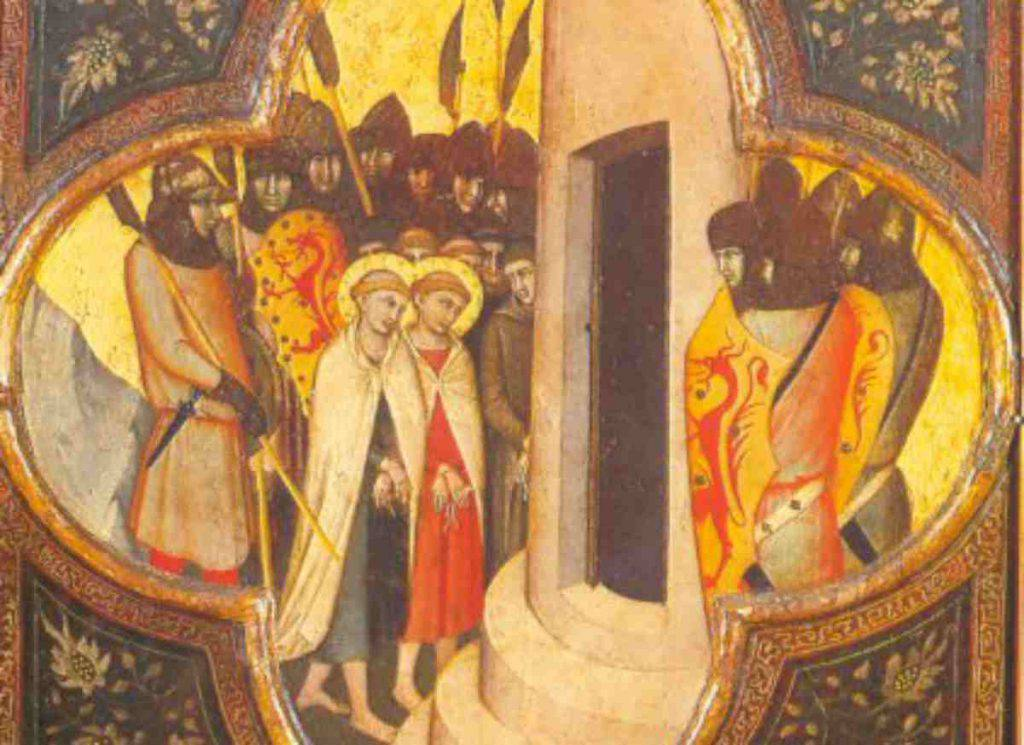Santi Mariano e Giacomo martiri