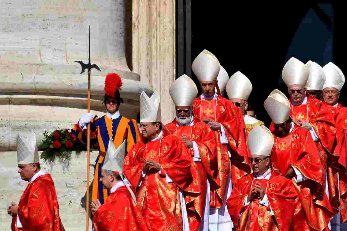 elezione papa