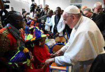 papa francesco caritas