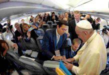 giornalisti papa francesco