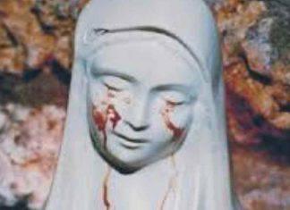 Apparizioni mariane - Civitavecchia (1)