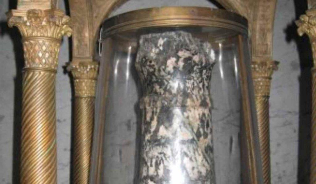 Colonna della flagelazione - Roma