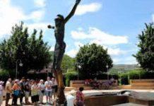 Medjugorje - Cristo risorto (1)