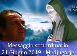 Medjugorje- Messaggio Ivan 21 giugno